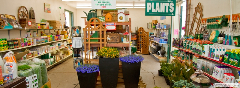 Your Complete Garden Centre